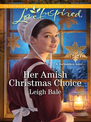 cover image of Her Amish Christmas Choice