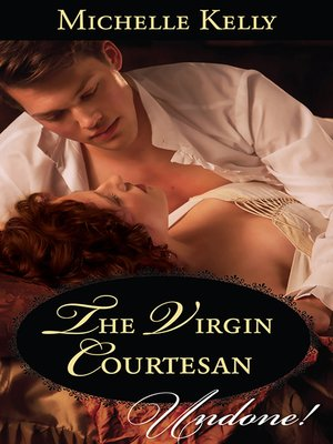 cover image of The Virgin Courtesan
