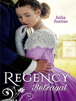 cover image of Regency Betrayal