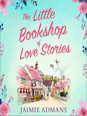 cover image of The Little Bookshop of Love Stories