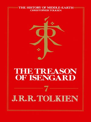 cover image of The Treason of Isengard