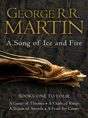 cover image of A Song of Ice and Fire