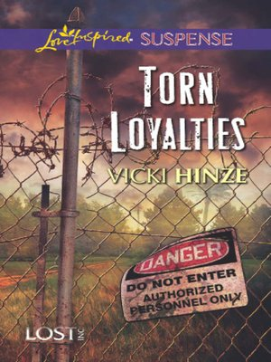 cover image of Torn Loyalties