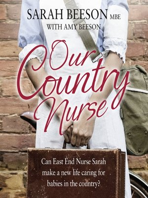 cover image of Our Country Nurse