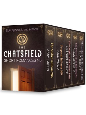 cover image of The Chatsfield Short Romances 1-5