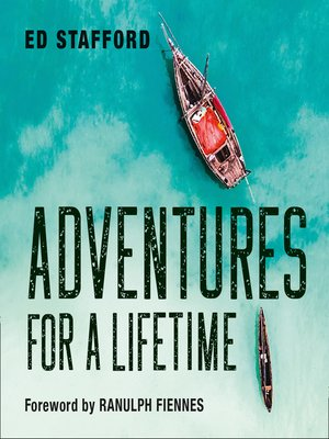 cover image of Adventures for a Lifetime