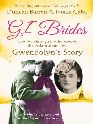 cover image of Gwendolyn's Story (GI Brides Shorts, Book 1)