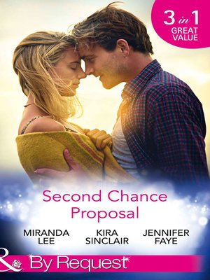 cover image of Second Chance Proposal