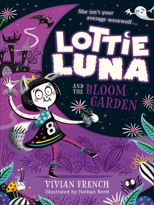 cover image of Lottie Luna and the Bloom Garden