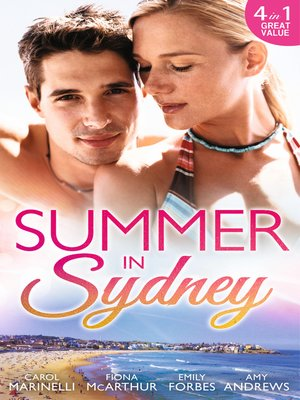 cover image of Summer in Sydney