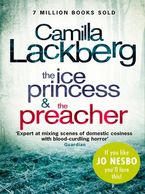 cover image of The Ice Princess and the Preacher