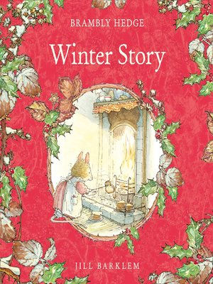 cover image of Winter Story (Brambly Hedge)