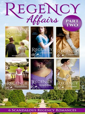 cover image of Regency Affairs Part 2
