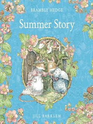cover image of Summer Story (Brambly Hedge)