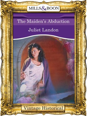 cover image of The Maiden's Abduction