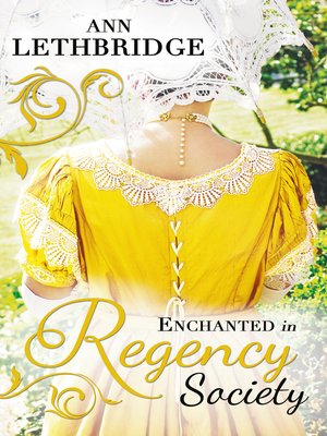 cover image of Enchanted in Regency Society