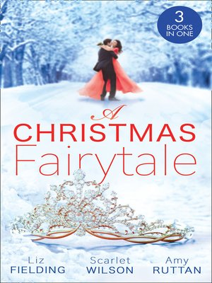 cover image of A Christmas Fairytale
