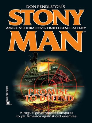 cover image of Promise to Defend