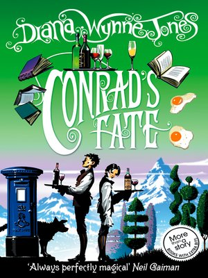 cover image of Conrad's Fate