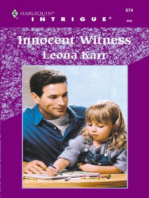 cover image of Innocent Witness