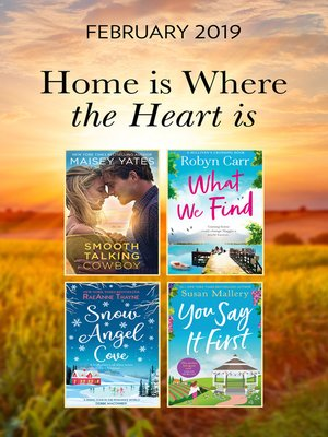 cover image of The Home Is Where the Heart Is Collection