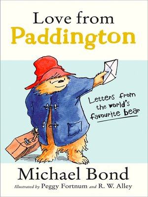 cover image of Love from Paddington