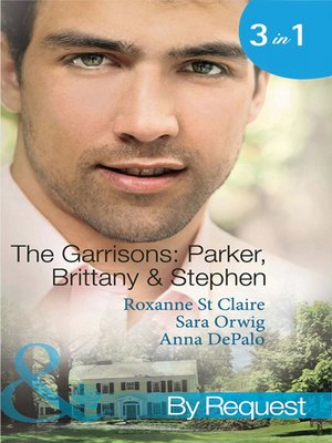 cover image of The Garrisons: Parker, Brittany & Stephen