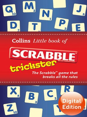 cover image of Collins Little Book of Scrabble Trickster