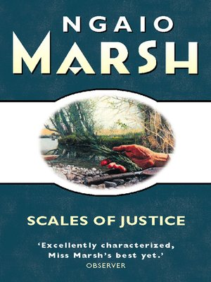cover image of Scales of Justice