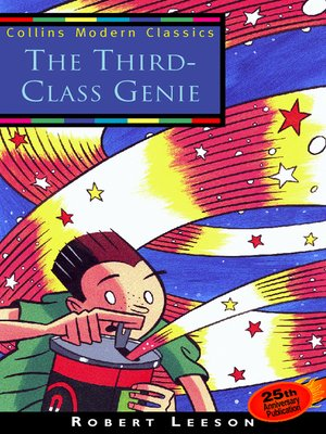 cover image of The Third-Class Genie