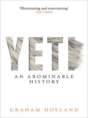 cover image of Yeti