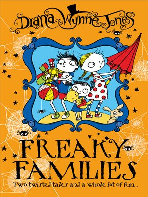 cover image of Freaky Families