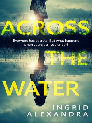 cover image of Across the Water