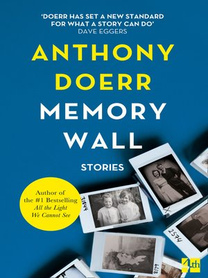 cover image of Memory Wall