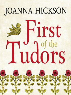 cover image of First of the Tudors