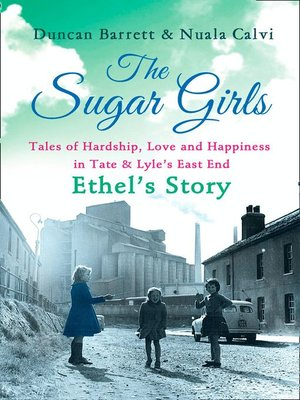cover image of The Sugar Girls – Ethel's Story