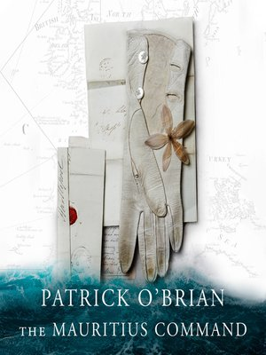 cover image of The Mauritius Command