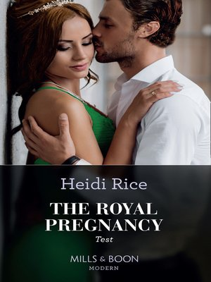 cover image of The Royal Pregnancy Test