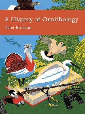 cover image of A History of Ornithology