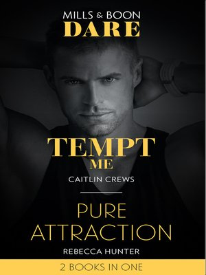 cover image of Tempt Me / Pure Attraction