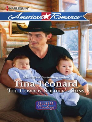 cover image of The Cowboy Soldier's Sons