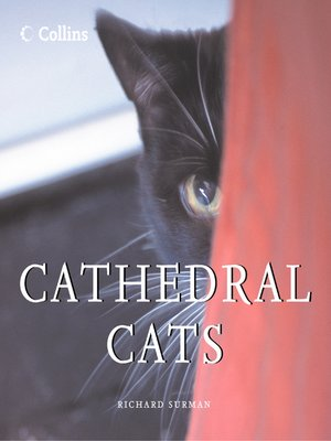 cover image of Cathedral Cats