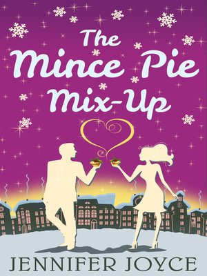 cover image of The Mince Pie Mix-Up