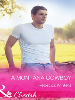 cover image of A Montana Cowboy