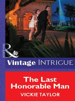 cover image of The Last Honorable Man