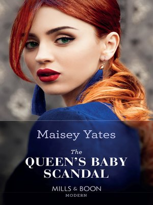 cover image of The Queen's Baby Scandal