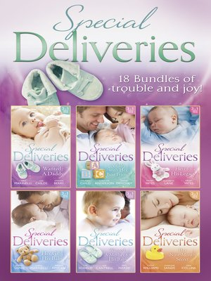 cover image of Special Deliveries Collection