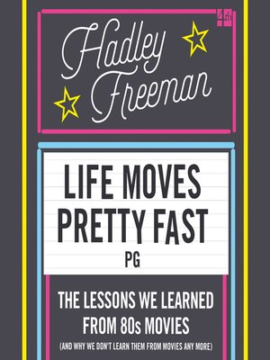 cover image of Life Moves Pretty Fast