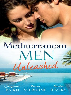 cover image of Mediterranean Men Unleashed