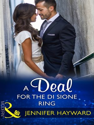 cover image of A Deal For the Di Sione Ring
